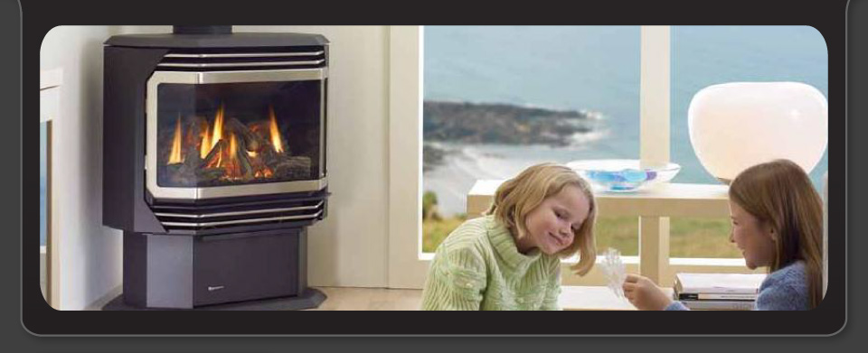 wood stove heater